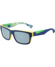 Bolle Jude opaco blu brazil occhiali da sole 10 GB-
