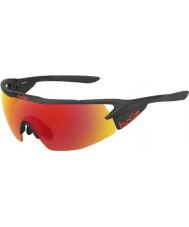 Bolle 12444 occhiali da sole aeromax neri