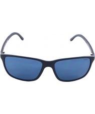 Polo Ralph Lauren Ph4092 58 blu opaco 550680 occhiali da sole