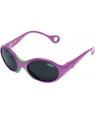 Cebe 1973 (età 1-3) metallici rosa 2000 occhiali da sole grigio