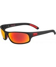 Bolle 12447 occhiali da sole anaconda neri