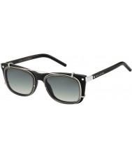 Marc Jacobs Marc 17-s Z07 ur occhiali da sole neri palladio