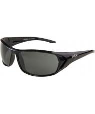 Bolle Blacktail nero lucido polarizzato TNS occhiali da sole
