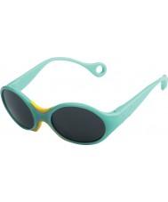 Cebe 1973 (età 1-3) di luce blu giallo 2000 occhiali da sole grigio