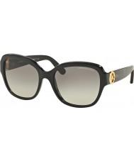 Michael Kors Mk6027 55 tabitha iii nero scintillio 309911 occhiali da sole