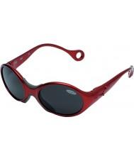 Cebe 1973 (età 1-3) rubidio lucido rosso 2000 occhiali da sole grigio