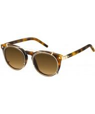 Marc Jacobs Marc 18-S u6j occhiali da sole d'oro zx avana