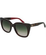 Gucci Ladies gg0163s 004 51 occhiali da sole