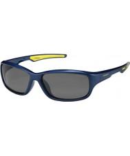Polaroid Bambini p0425 Kea Y2 blu occhiali da sole polarizzati