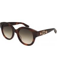 Gucci Ladies gg0207s 002 51 occhiali da sole