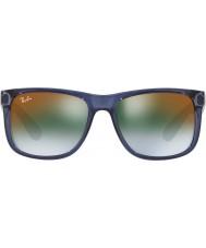 RayBan Justin rb4165 55 6341t0 occhiali da sole