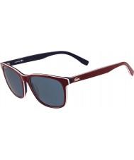 Lacoste occhiali da sole rossi L833s