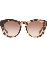 Michael Kors Mk2037 50 Summer Breeze rosa di tartaruga 322513 occhiali da sole
