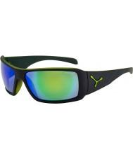 Cebe Utopy opaco occhiali da sole verde nero