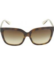 Michael Kors Mk6016 54 glam tartaruga smokey trasparenti 305413 occhiali da sole