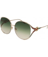 Gucci Ladies gg0225s 003 63 occhiali da sole