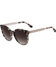 Lacoste Donne l834s avana occhiali da sole rosa