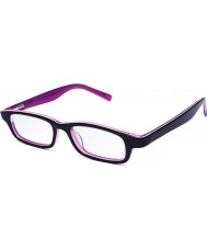 Eyejusters P1C1504PP Viola Rosa occhiali da lettura orientabili - da 0,00 a 3,00 forza
