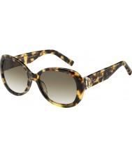 Marc Jacobs Donne marc 111-S o2v occhiali da sole cc scintillante avana