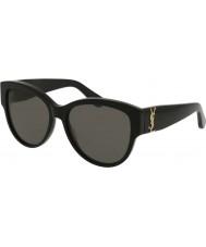 Saint Laurent Signore sl m3 002 55 occhiali da sole
