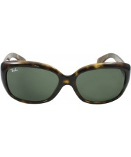 RayBan RB4101 58 Jackie ohh luce tartaruga 710 occhiali da sole