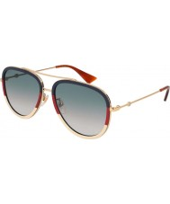 Gucci Ladies gg0062s 013 57 occhiali da sole