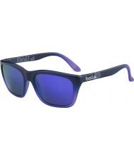 Bolle 12194 473 occhiali da sole blu collezione retrò