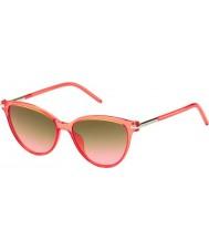 Marc Jacobs Signore marc 47-S occhiali da sole tot fx corallo