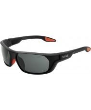 Bolle Ecrins nero opaco TNS occhiali da sole polarizzati