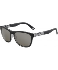Bolle 12195 473 occhiali da sole grigi di raccolta retrò