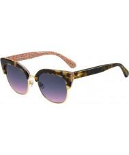 Kate Spade New York Ladies karri-s 2nl ff occhiali da sole