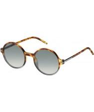 Marc Jacobs Mens marc 48-s TMV vk maculato ombreggiato occhiali da sole grigio