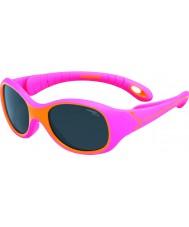 Cebe S-Kimo (età 1-3) occhiali da sole fucsia arancio
