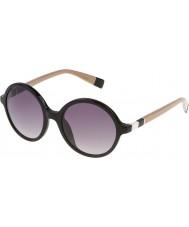 Furla Donna lola su4966-700y occhiali da sole neri lucidi