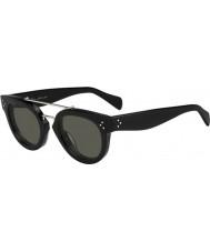 Celine Donne cl 41043-s 807 1e occhiali da sole neri