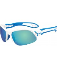 Cebe Cbspring3 s-pring occhiali da sole blu bianchi