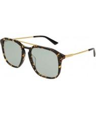 Gucci Mens gg0321s 004 55 occhiali da sole