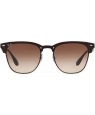 RayBan Blaze clubmaster rb3576n 41 041 13 occhiali da sole