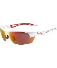 Bolle 12204 occhiali da sole bianchi di bullone