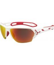 Cebe Cbstl11 occhiali da sole bianchi