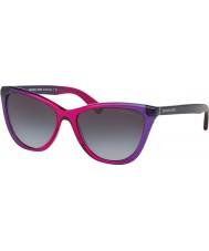 Michael Kors Mk2040 57 Divya viola gradiente viola 322011 occhiali da sole