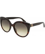 Gucci Ladies gg0325s 002 55 occhiali da sole