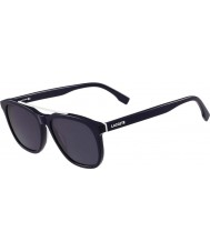 Lacoste Mens l822s occhiali da sole blu