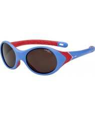 Cebe Kanga (età 1-3) occhiali da sole rosa blu