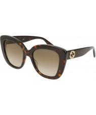 Gucci Ladies gg0327s 002 52 occhiali da sole