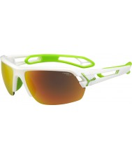 Cebe Cbstm11 occhiali da sole bianchi