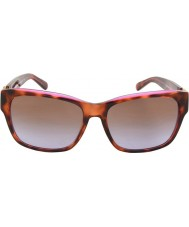 Michael Kors Mk6003 58 salisburgo tartaruga rosa viola 300368 occhiali da sole