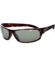 Bolle Anaconda tartaruga scuro occhiali da sole polarizzati degli assi