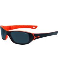 Cebe S-picy (età 7-10) Matt arancione occhiali da sole nero