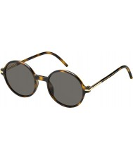 Marc Jacobs Mens marc 48-S TLR occhiali da sole 8h avana